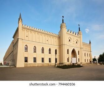 Lublin Castle. Poland