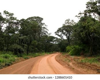 Lubumbashi Landscapes, Katanga, DR Congo