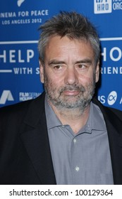Luc Besson at the Cinema For Peace Fundraiser For Haiti, Montage, Beverly Hills, CA 01-14-12