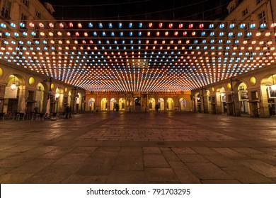 Luci d'artista - Torino