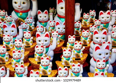 Lucky cats toys, China Town