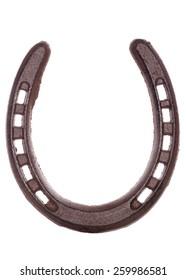 lucky horseshoe studio cut out