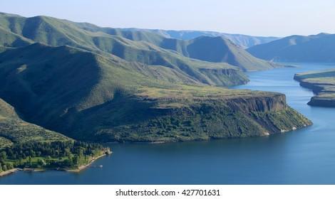 Lucky Peak Reservoir, Boise, Idaho