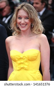 Ludivine Sagnier at the 66th Cannes Film Festival - The Bling Ring premiere Cannes, France. 16/05/2013