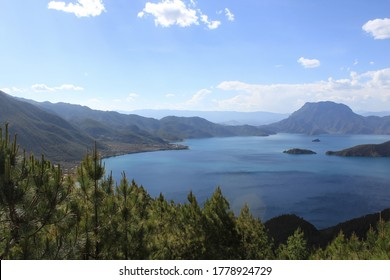 Lugu Lake, the home of Mosuo people and its last matriarchy society in China