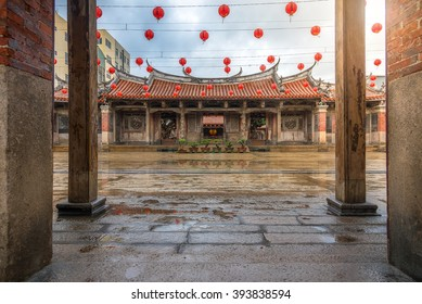 The Lukang Longshan Temple is a temple in Lukang Township, Changhua County, Taiwan