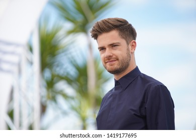 Lukas Dhont attends the photocall for the Un Certain Regard Jury during the 72nd annual Cannes Film Festival