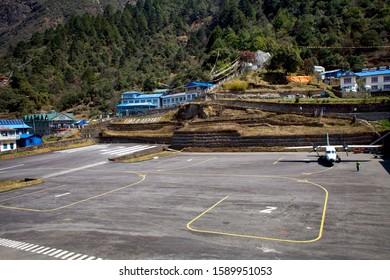 Lukla Airport, Everest base camp Nepal