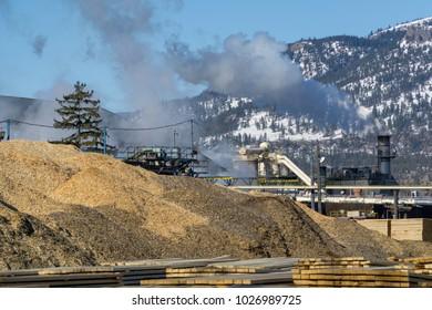 Lumberyard and Mill