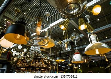 best website 292c4 1f077 Stand Under the Chandelier Images, Stock Photos & Vectors ...