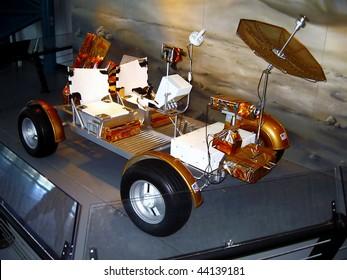 lunar car