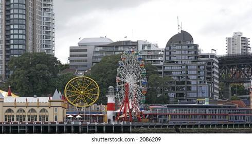 Lunar Park, Sydney, N.S.W.