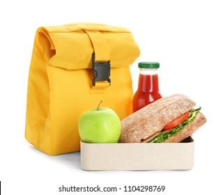Lunch Bag Images, Stock Photos & Vectors   Shutterstock