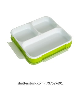 Lunch box and food container
