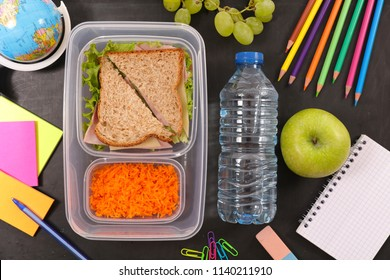 lunch box, healhty eating