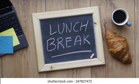 Breaks between shifts