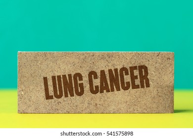 Lung Cancer, Health Concept