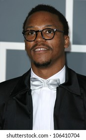 Lupe Fiasco at the 51st Annual GRAMMY Awards. Staples Center, Los Angeles, CA. 02-08-09