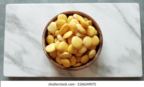 lupins in a bowl