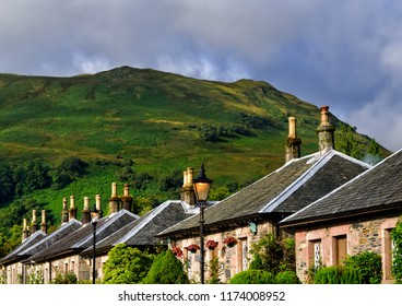 Luss is a village in Argyll & Bute, Scotland, on the west bank of Loch Lomond.