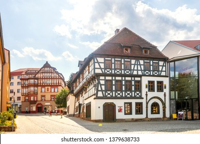 Lutherhaus in Eisenach, Germany