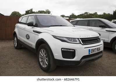Luton,June 12th 2017,Land Rover Experience Day in Luton
