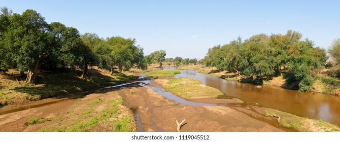 Luvuvhu river, Kruger National park, South Africa