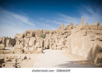 Luxor - a city in Upper Egypt, on the east bank of the Nile. In Luxor and around the city are some of the most important archaeological sites in Egypt. Karnak.