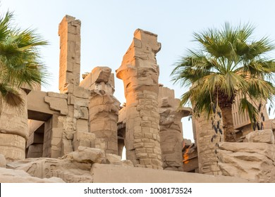 Luxor and Karnak temples