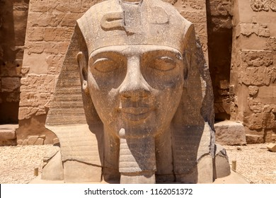 Luxor Temple is a large Ancient Egyptian temple complex located on the east bank of the Nile River in the city today known as Luxor (ancient Thebes) and was founded in 1400 BCE.