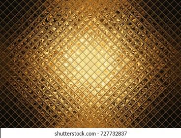Luxurious golden background
