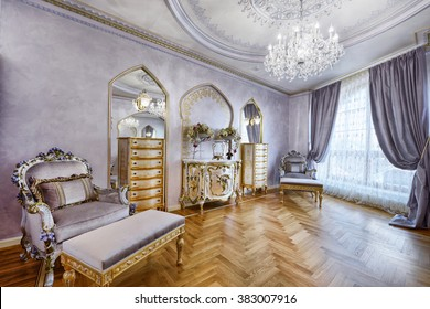 luxurious interior