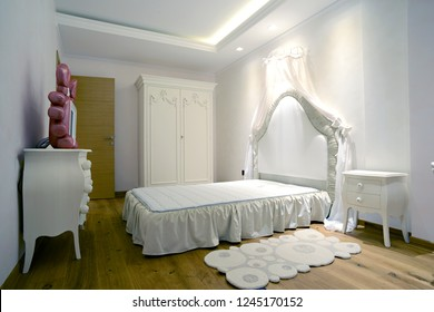 Luxurious interior design of the children's room