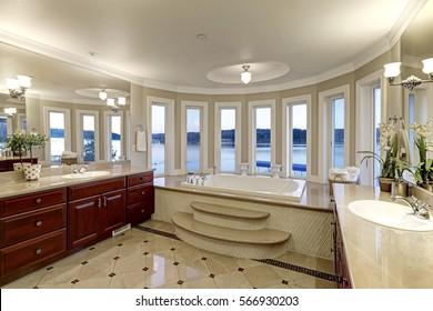 Master Bathroom Images, Stock Photos & Vectors | Shutterstock