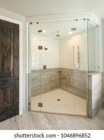 Luxurious Master Shower