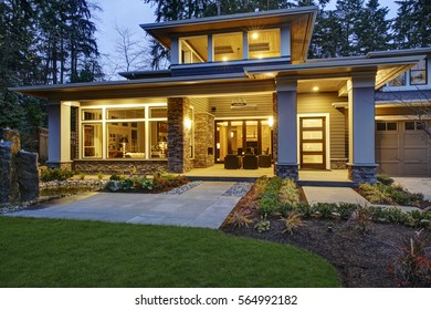 House Exterior Images, Stock Photos & Vectors | Shutterstock