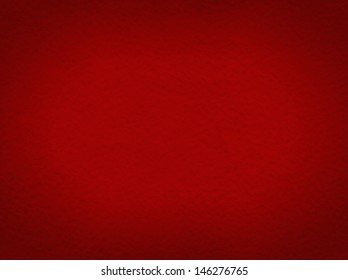 Luxurious red background, handmade paper texture
