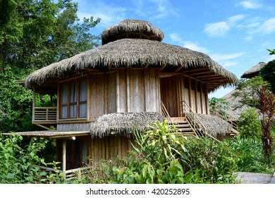 Luxury accommodation in the Amazon