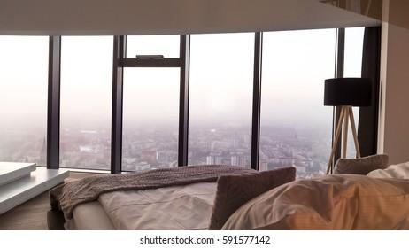 Luxury apartament with amazing cityview
