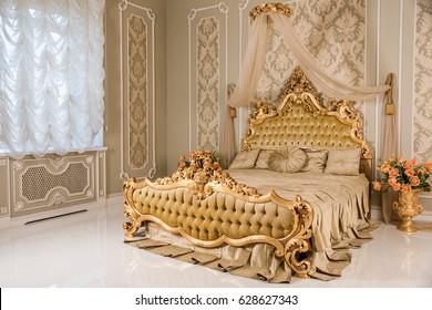 Royal Bedroom Images Stock Photos Vectors Shutterstock