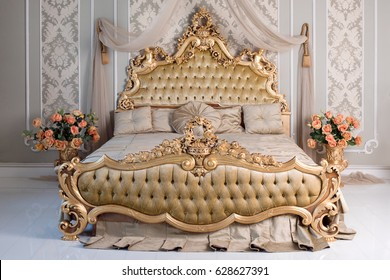 Royal Bedroom High Res Stock Images Shutterstock