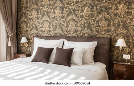 Wallpapers For Bedroom Images, Stock Photos & Vectors ...