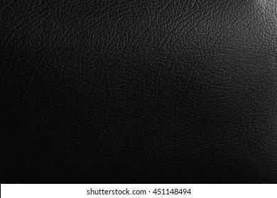 Luxury Black leather background