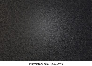 Luxury black leather texture background