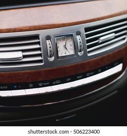 Car Clock Images Stock Photos Vectors Shutterstock
