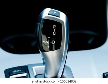 Luxury Car Gear Shifter