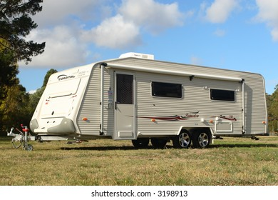 Luxury Caravan, Australia