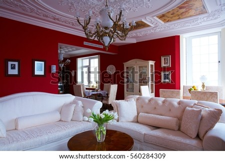luxury classic european living room interior stock photo edit now rh shutterstock com  classic european style interior design