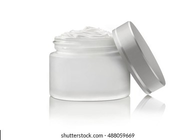 luxury Cosmetic face cream container