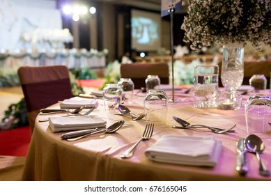 Wedding ceremony images stock photos vectors shutterstock luxury elegant table setting in weddingdecoration in a ceremony junglespirit Choice Image
